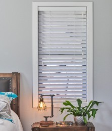 Timber Look Venetian Blinds