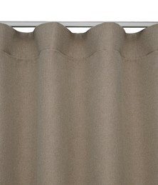 Wave Fold Curtain