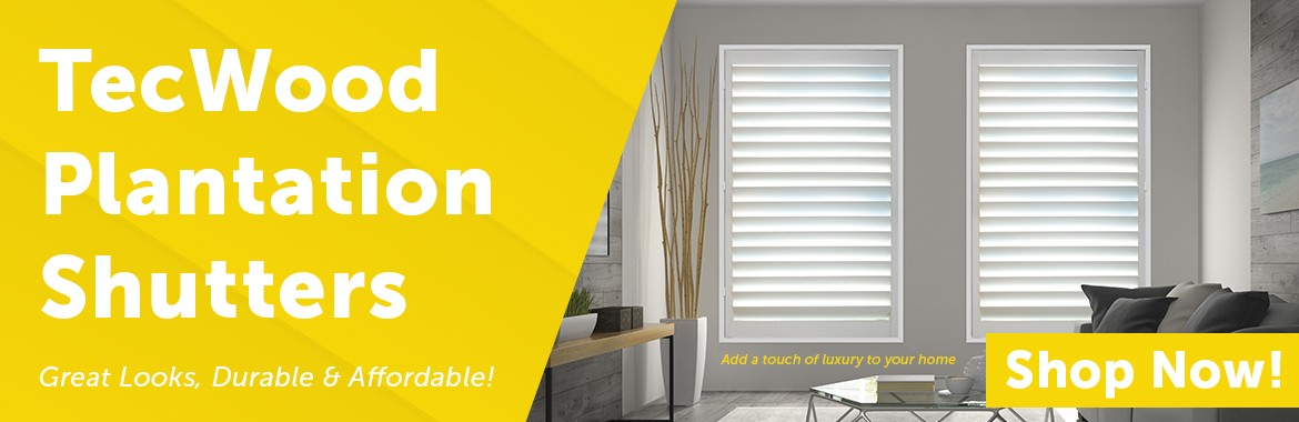 TecWood Plantation Shutters